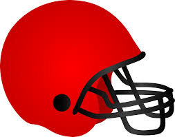 printable football helmet