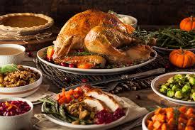 how to coordinate a pot luck thanksgiving