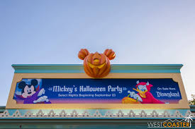 disneyland resort update the return of halloween time u2014 westcoaster