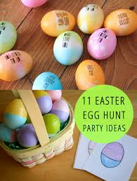 easter egg hunt ideas 11 easter egg hunt party ideas