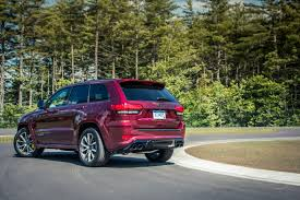 built jeep cherokee 2018 jeep grand cherokee trackhawk release date price and specs
