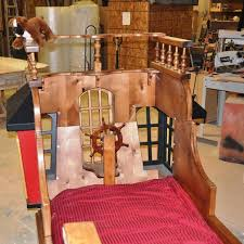 Pirate Ship Bedroom pirate ship beds in 12 realistic designs rilane