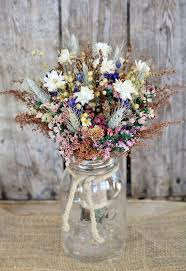 Dried Flower Arrangements The 25 Best Dried Flower Bouquet Ideas On Pinterest Wedding