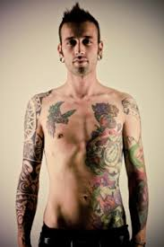 lower stomach tattoos for men more information