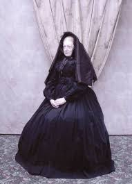 funeral veil widow s weeds and weeping veils american civil war forums