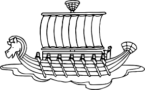 ancient egypt ship coloring page wecoloringpage
