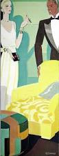 Deco Art Deco 793 Best Art Deco Images On Pinterest Vintage Illustrations Art