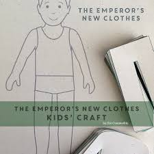 commodity home decor the emperor u0027s new clothes craft