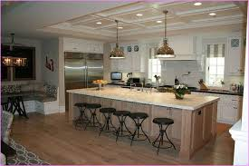 large kitchen island with seating and storage popular kitchen islands with ideas and stunning large seating