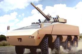 paramount marauder kazakhstan will start assembling the modern armored vehicle barys