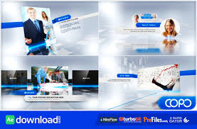 presentation video templates business presentation video templates