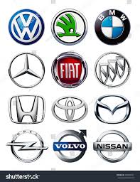 honda logos kiev ukraine march 01 2016 collection stock photo 384458761