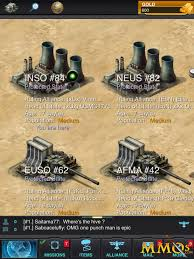 State Map Games by Mobile Strike Game Review