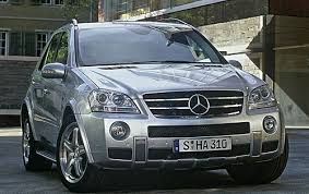 mercedes ml 63 used 2007 mercedes m class for sale pricing features