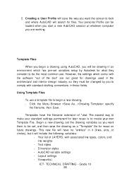 Interior Design Drafting Templates by Technical Drafting Module 3