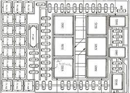 2002 lincoln navigator fuse box ford escape fuse box diagram
