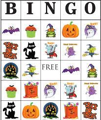 21 sets of free printable bingo cards