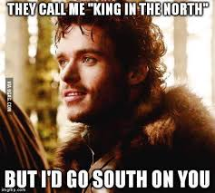 King Of The North Meme - king in the north 9gag