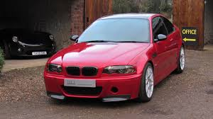 bmw e46 m3 csl inspired hollybrook sports cars