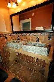 some tips of installing bathroom vessel sinks hometutu com