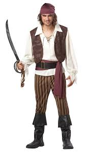 Halloween Pirate Costume Ideas Captain Jack Sparrow Pirate Costume Halloween Men Pirates