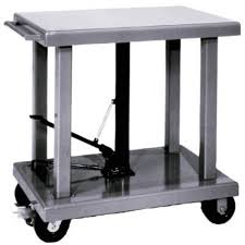 hydraulic lift tables carts northern tool equipment