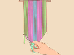 3 ways to make a wall hanging wikihow