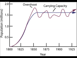 Capacity Population Dynamics Carrying Capacity And Limiting Factors Youtube