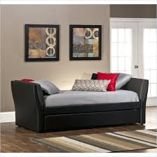 black daybed with trundle uk florence black single day bed with