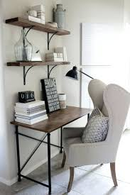 Shallow Desk Desk The Additional Shelf Adds A Functional Horizontal Surface