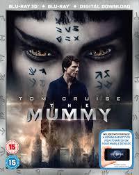 the mummy 2017 3d includes 2d version digital download blu