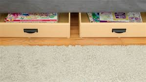 Under Sofa Storage by Hide The Mess With Style 9 Creative D I Y Toy Storage Solutions