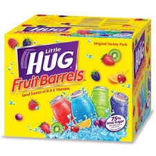huggie drinks hug assorted fruit drinks 40 8 oz sam s club