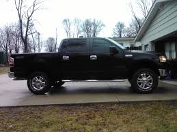 Ford Raptor Lift Kit - leveling kit before and after ford f150 forum community of