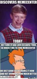 Brian Memes - rmx bad luck meme ber brian by heavenshallburn meme center