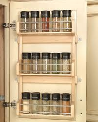 Kitchen Cabinet Door Spice Rack Pin By Fzarycki On Kitchen Idea Pinterest Drawer Organisers