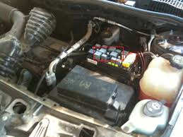 nick u0027s project blog 2007 saturn vue won u0027t start or how to save 130