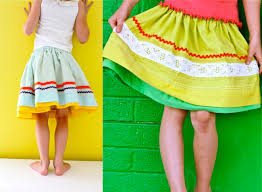 fiesta skirts u2013 made everyday