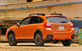 orange subaru forester 2013 subaru xv crosstrek information and photos zombiedrive