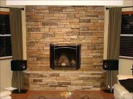 How To Build A Stone by How To Build A Stone Fireplace Surround How To Install Cultured