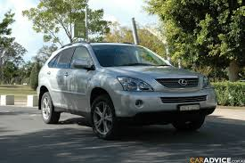 lexus rx 400h used review 2008 lexus rx 400h review caradvice