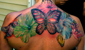 are you ready to check hibiscus tattoos meanings and designs