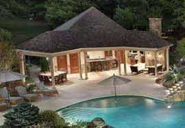 house plans with pools and outdoor kitchens covered outdoor kitchens with pool gen4congress