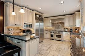 Gray Backsplash Kitchen Decorating Small Kitchen Makeovers Ideas With White Cabinet And