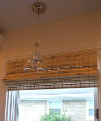 Matchstick Blinds Decorating Dark Cheap Curtain Rods With White Grommet Curtains