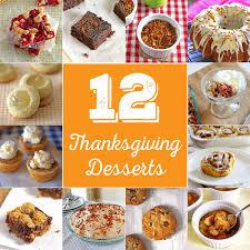 thanksgiving dessert alternatives themontecristos