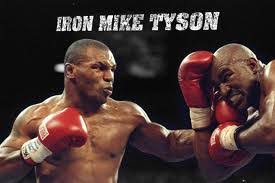 ferocious mike tyson
