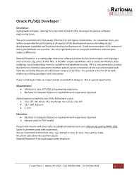 best ideas of database developer cover letter also free resume
