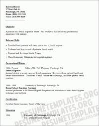 Resume Template Dental Assistant Home Design Ideas Top 8 Dental Hygiene Coordinator Resume Samples