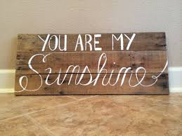 You Are My Sunshine Wall Decor Amy Parker Art December 2015